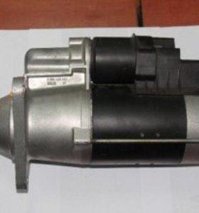 Стартер на Скания P/G/R/T с мотором 16 л. DC16