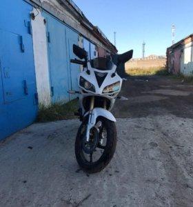 Potron 200 мотоцикл