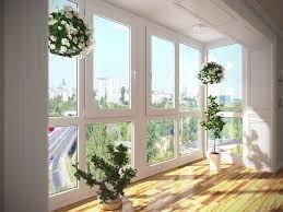 Окна Балконные секции