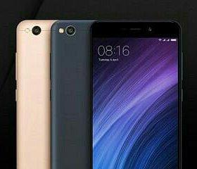 Новые Xiaomi redmi 4a 16/2гб,4G(LTE),ИК порт.