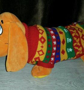 Новый свитерок для собачки