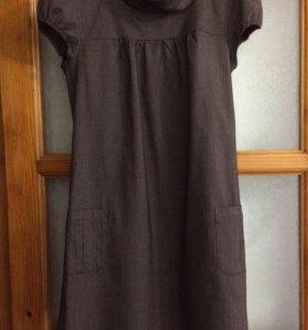 Платье-туника oodji
