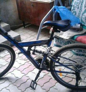 Велосипед двухподвес Stels Focus-21 (2016)