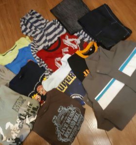Пакет вещей 10-13 Лет