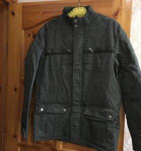 Куртка весна осень мало бу