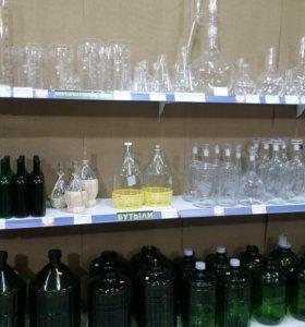 Бутыли бутылки банки (прямые поставки)