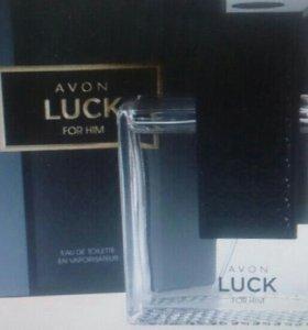 Мужская туалетная вода LUCK от Avon