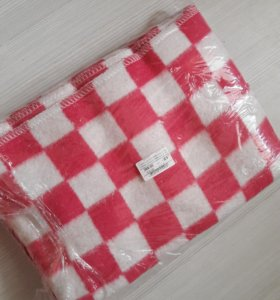 Новое байковое одеялко