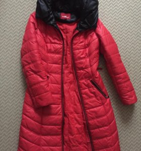 Пальто зимнее snowimag