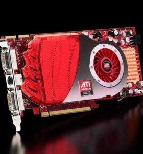 Видеокарта ATI Radeon hd 4850