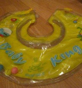 Круг на шею Baby Krug и горка для купания