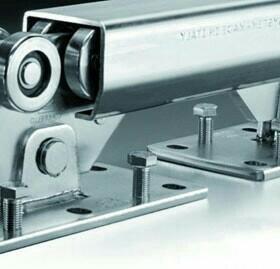 Комплект консольной системы Alutech