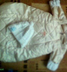 Курточка , штанишки и конверт