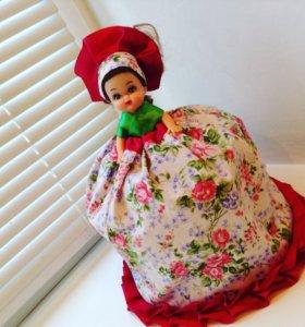 Куклы на чайник на заказ