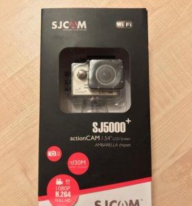 Экшн-камера Sjcam 5000 plus wi-fi