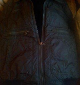 Куртка на холодную осень,теплая подкладка