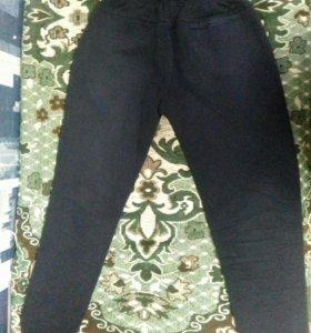 мужские спортивные штаны, зимние,  утепленные