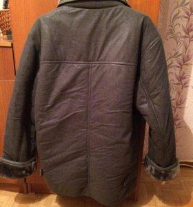 Продам куртку мужскую тёплую