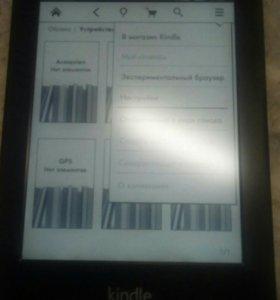 Amazon Kindle ey21