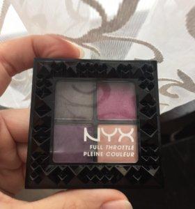 Nyx новые тени