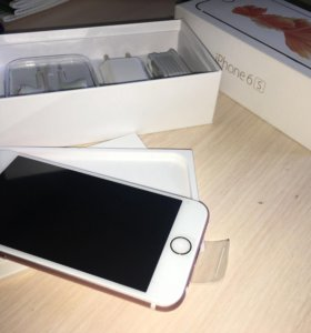iPhone 6s 16 розовый