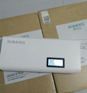 Power Bank Romoss 10400mAh