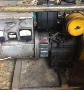 генератор 5,5 кв