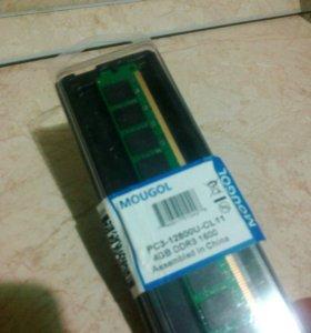 Озу 4 GB ddr3 1600 240pin