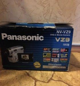 Видеокамера Panasonic nv-vz9