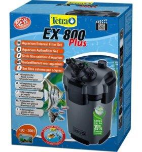 Фильтр (Tetra) внешний EX Plus 800 (100-300л)