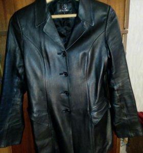 Куртка -Кожаная