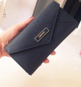 DKNY новый кошелёк Оригинал
