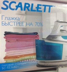 Паровая станция Scarlet