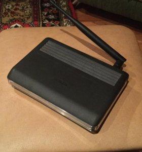 Модем ASUS DSL-N10 11N Wireless ADSL Modem Router