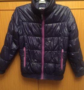 Куртка спортивная для девочки Columbia