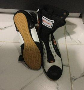 Обувь для бокса Demix