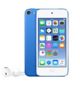 iPod touch 5 32 gb blue