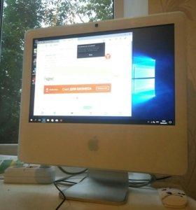 """Моноблок Apple iMac. обмен на монитор 22"""""""