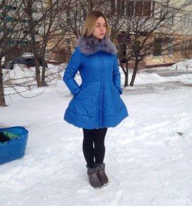 Куртка с пышной юбкой пальто плащ пуховик
