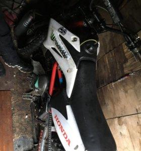 Ттр125cc 2013г