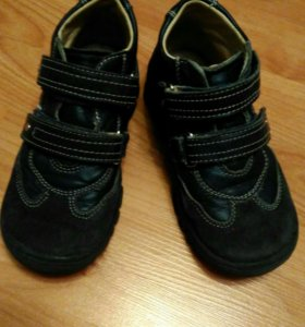 Ботинки детские на мальчика.