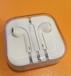 Apple EarPods (оригинал)