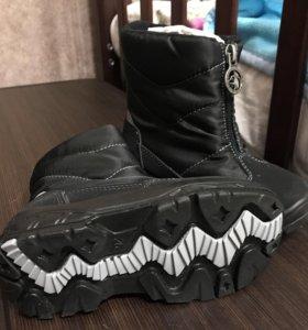 Зимние ботинки Alaska originale