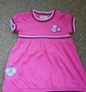 Платье на девочку 1- 2 года