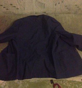 Пиджак мужской( темно синий)