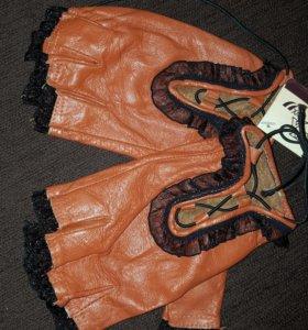 Митенки перчатки