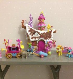 Сахарный дом Пинки Пай My little pony