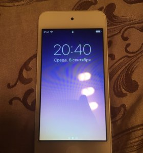 iPod touch 6g 16gb