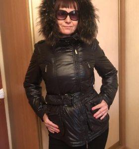 Зимняя куртка на меху/пуховик