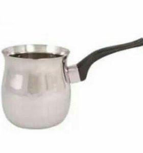 Кофеварка стальная